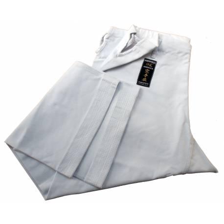 Trousers Kamikaze-AMERICA, white