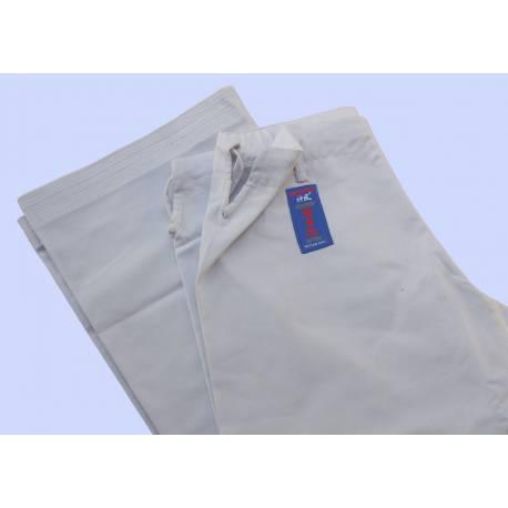 Pantalon blanc Kamikaze GOSHIN JUTSU
