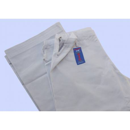 Trousers Kamikaze-GOSHIN JUTSU, white
