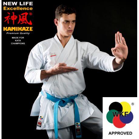 Kamikaze kimono NEW LIFE EXCELLENCE-WKF TOKYO Special Edition 2020