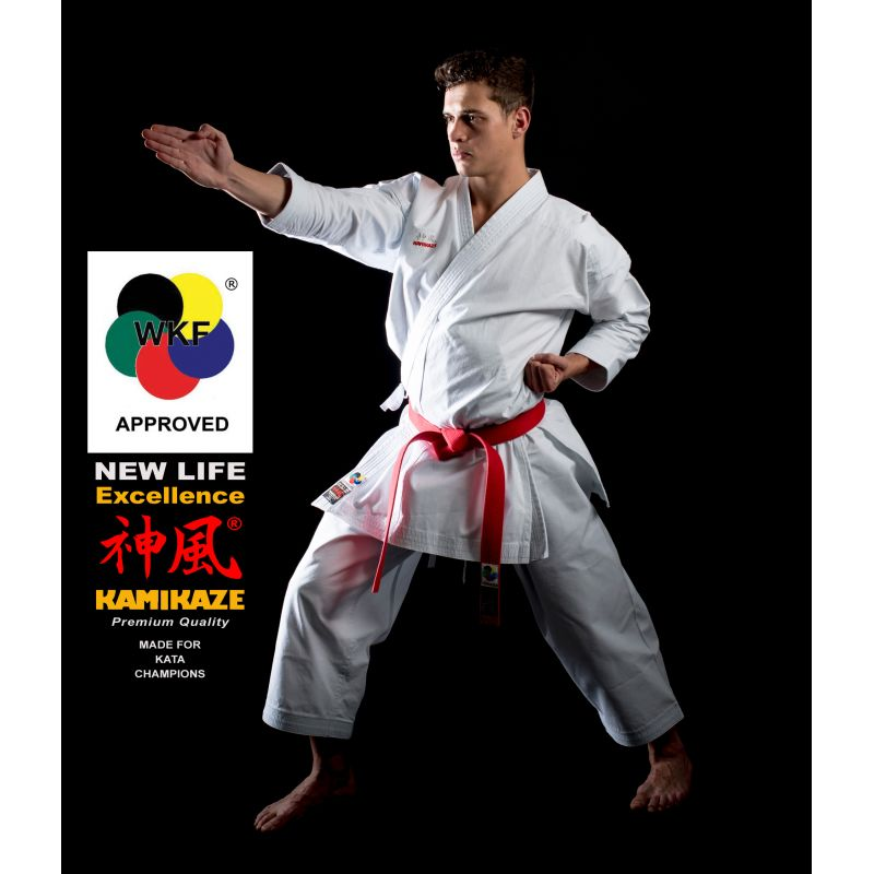 ee9e711166 ... Karategi Kamikaze NEW LIFE EXCELLENCE-WKF TOKYO Special Edition 2020 ...