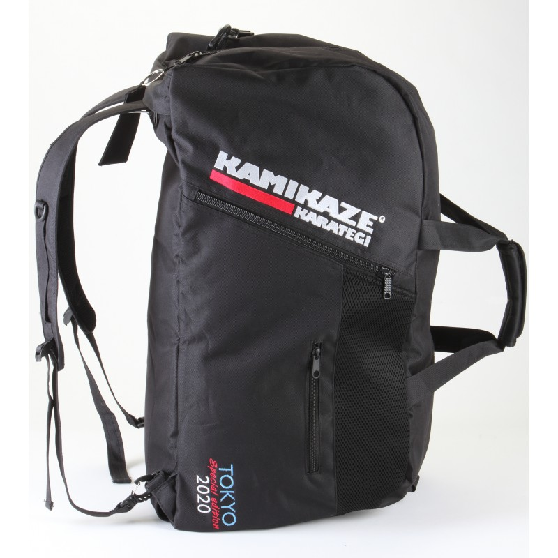 afa53a813f ... NEW Kamikaze SPORTS BAG and BACKPACK TOKYO SPECIAL EDITION 2020