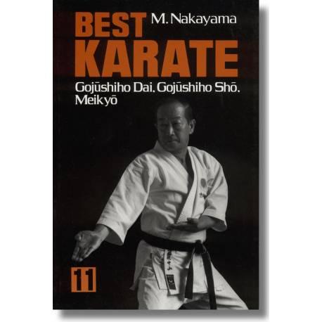 Livre BEST KARATE,M.NAKAYAMA, anglais