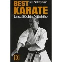 Book BEST KARATE M.NAKAYAMA, Vol.10 english