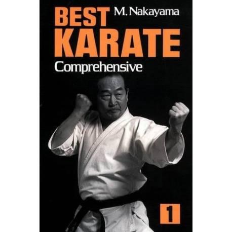 Livre BEST KARATE,M.NAKAYAMA,Vol.01 anglais