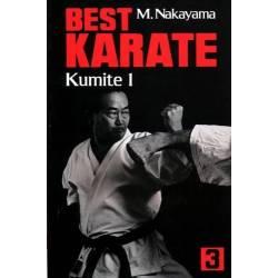 Libro BEST KARATE M. NAKAYAMA, Vol.03  inglés