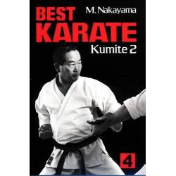 Libro BEST KARATE M. NAKAYAMA,Vol.04  inglés