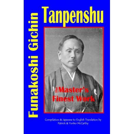 Livre Tanpenshu Funakoshi Gichin, McCarthy, anglais