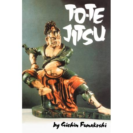 Book TO-TE JITSU G.FUNAKOSHI, paperback, english