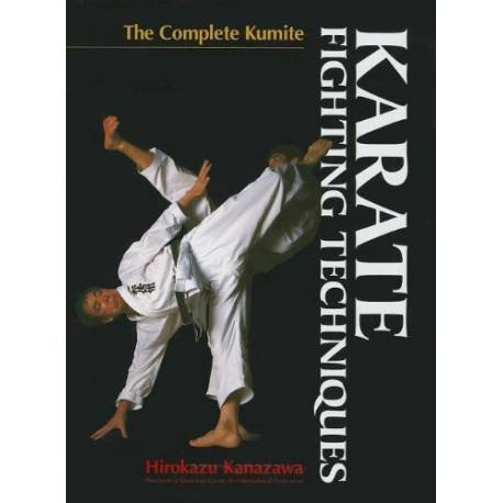 Livre The Complete Kumite - Karate Fighting Techniques, Hirokazu Kanazawa, anglais