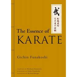 Book FUNAKOSHI The Essence of Karate, English
