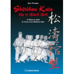 Book Shotokan Kata up to black belt, Fiore Tartaglia, english