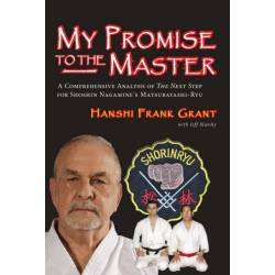 Book My PROMISE TO THE MASTER NAGAMINE, Frank Grant, english