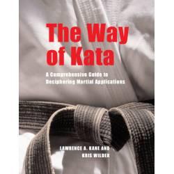 Book THE WAY OF KATA, Lawrence KANE + Chris WILDER, english