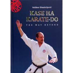 Book KASE HA KARATE-DO, The Way Beyond, Velibor Dimitrijevic, English