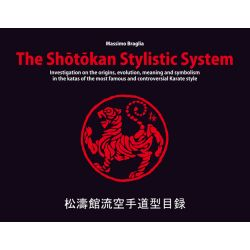 Book The Shotokan Stylistic System, Massimo Braglia, English