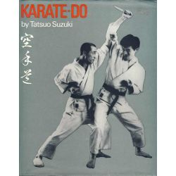 Book KARATE-DO, by Tatsuo Suzuki, English