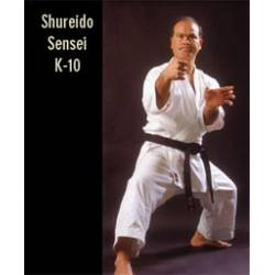 Karategi Shureido Sensei K10