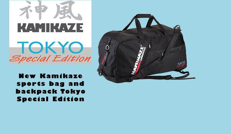 Sac à dos Kamikaze Tokyo Special Edition 2020