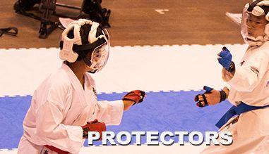 Karate protectors